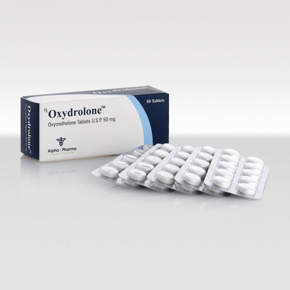 Köpa Oxydrolone online