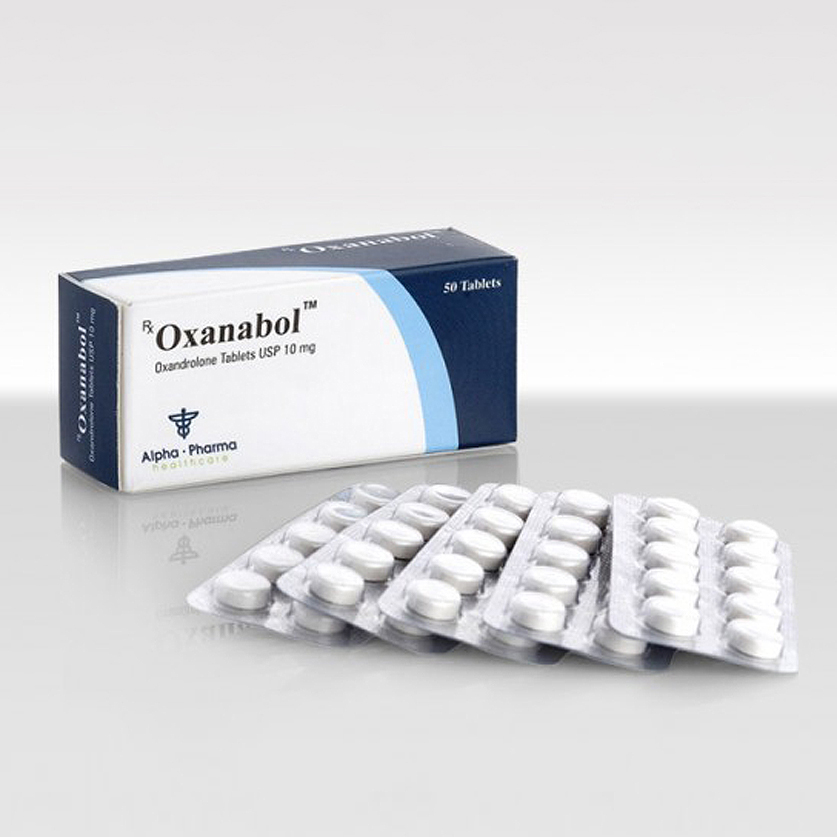 Köpa Oxanabol online