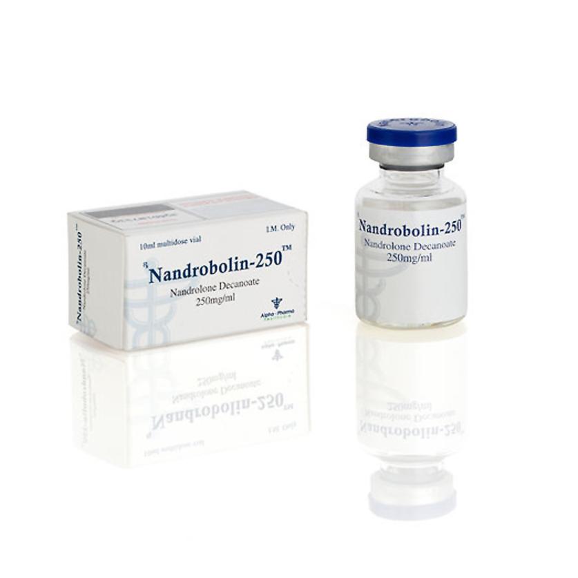 Köpa Nandrobolin-250 (vial) online