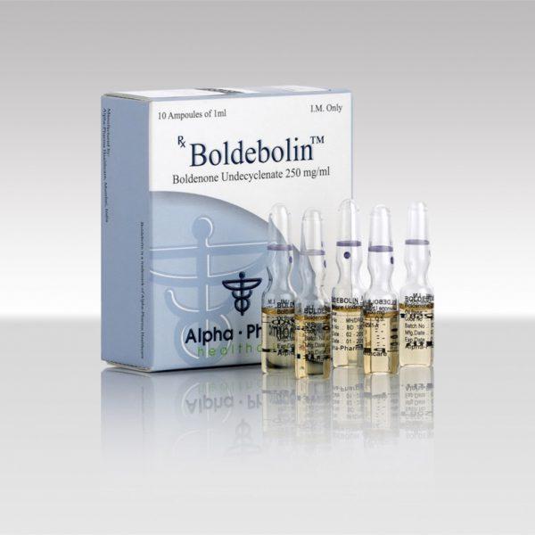 Köpa Boldebolin (in ampoules) online