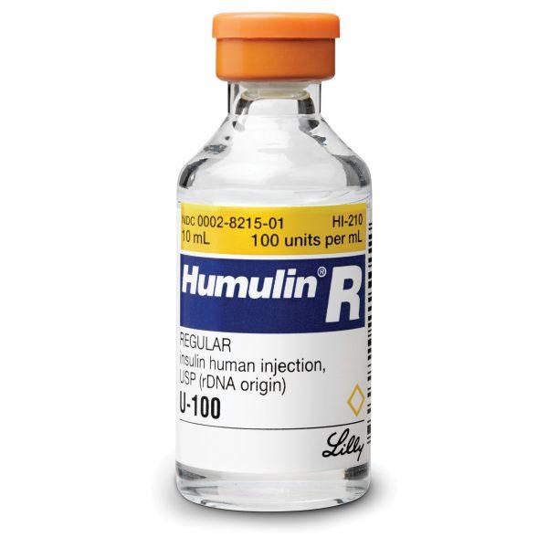 Köpa Insulin Human 100IU online