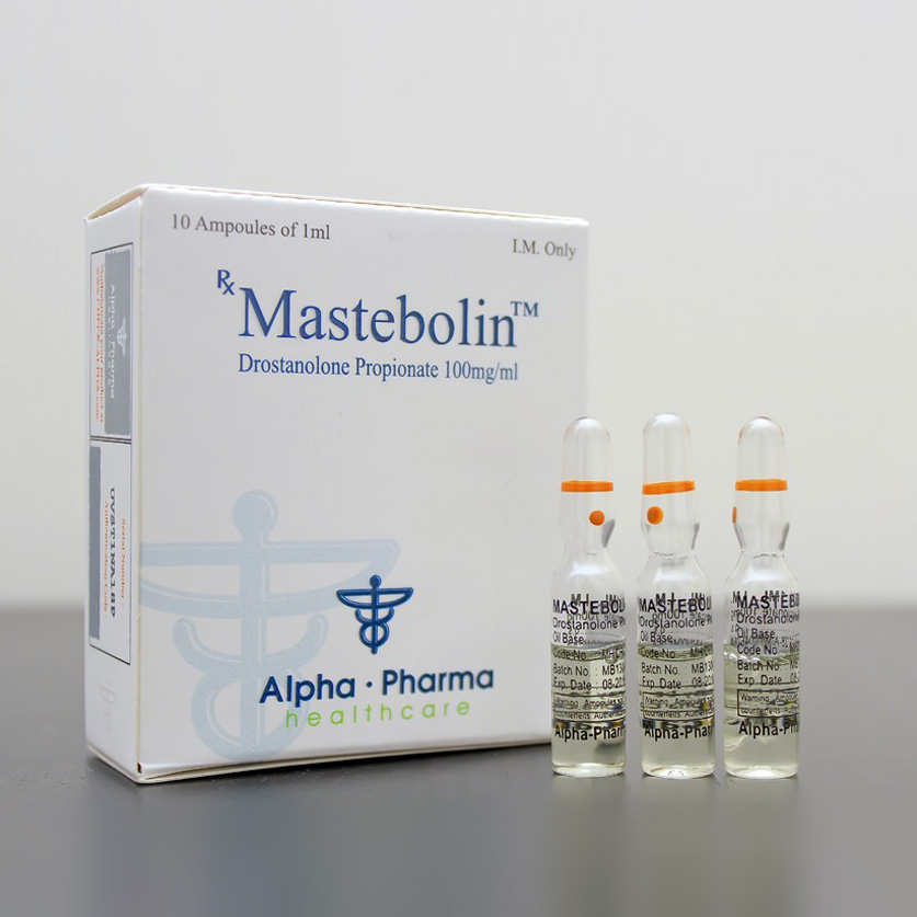 Köpa Mastebolin (ampoules) online