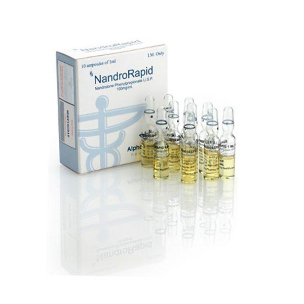 Köpa NandroRapid (ampoules) online
