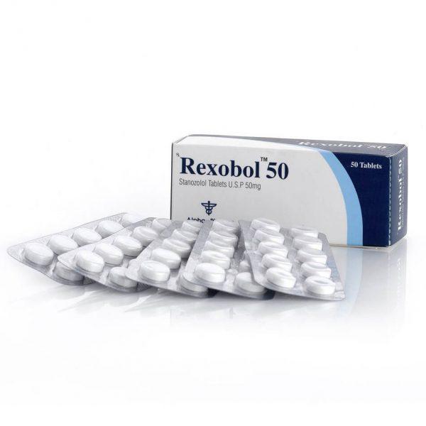 Köpa Rexobol 50 online