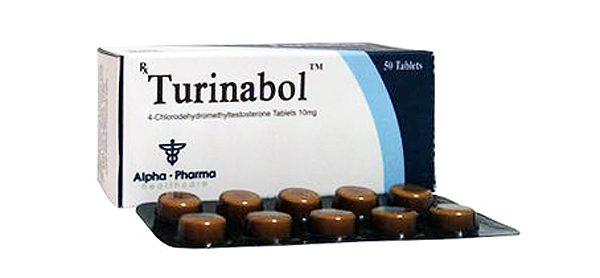 Turinabol från Alpha Pharma