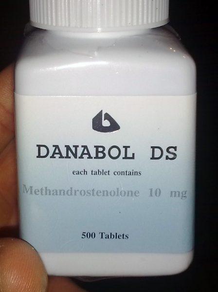 Danabol DS pills
